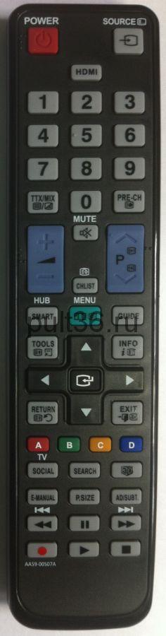 Пульт ДУ Samsung AA59-00507A LCD 3D TV
