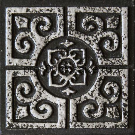 D 06/16  Декор 48*48 серия DECOS, размер, мм: 48*48*10 (Skalini)