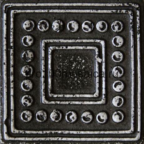 D 06/17 Декор 48*48 серия DECOS, размер, мм: 48*48*10 (Skalini)