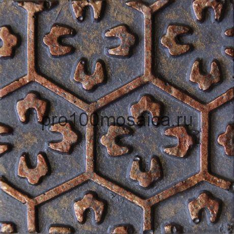 D 05/15 Декор 48*48 серия DECOS, размер, мм: 48*48*10 (Skalini)
