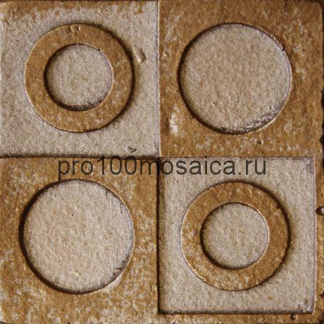 D 01/14 Декор 48*48 серия DECOS, размер, мм: 48*48*10 (Skalini)