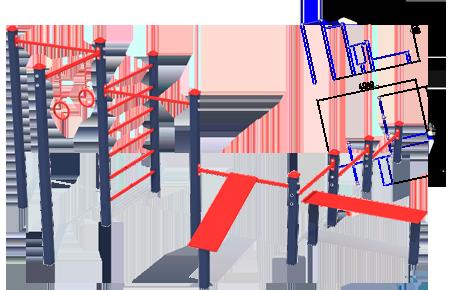 Спортивный комплекс СК-050