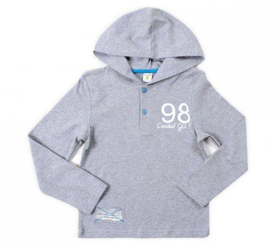 Детский джемпер 98 серый
