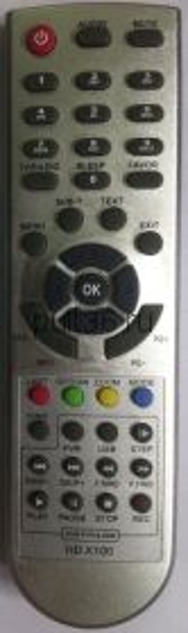 Пульт ДУ Globo HD X-100
