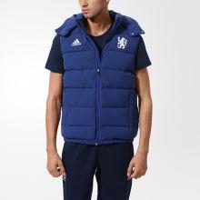 Жилетка adidas Chelsea FC Down Vest синяя