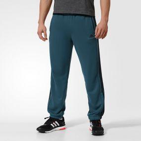 Спортивные штаны adidas Essentials 3 Stripes Pants Closed Hem синие