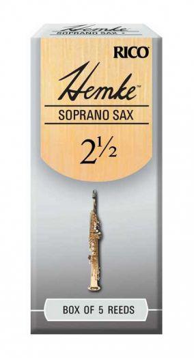 RICO RHKP5SSX250 Hemke Трости для Саксофона Сопрано №2,5