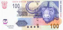 Банкнота Южная Африка 100 рандов 2005 год
