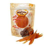 Мнямс Лакомства для собак Куриная соломка с омега-3, омега-6 (100 г)