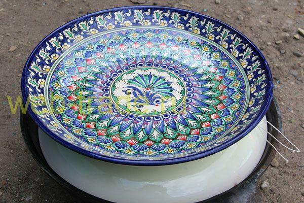 Тарелка для плова 32 см
