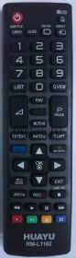 Пульт ДУ LG RM-L1162 3D LED TV корпус AKB73715603 с функцией SMART Универсальный