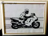 Moto-Racer. Отшив