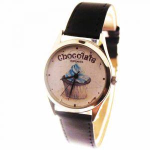 Прикольные наручные часы Cupcake
