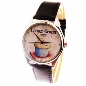 Прикольные наручные часы Cupcake 2