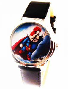 Прикольные наручные часы Russian Superman