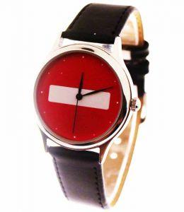 Прикольные наручные часы Stop