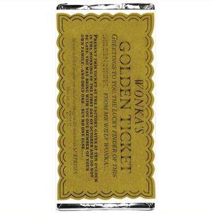 Шоколадка c Шоколадной Фабрики Wonky