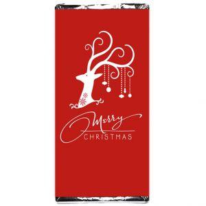 Шоколадка Merry Christmas