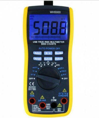 Мультиметр WH-5000