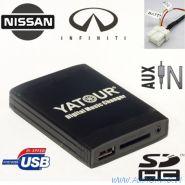 Yatour Nissan, Infinity YT-M06