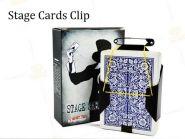 Stage Cards Clip Держатель для колоды карт