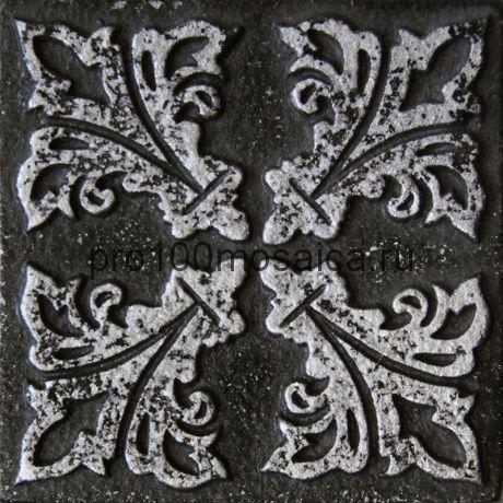 D 06/03 Декор 48*48 серия DECOS, размер, мм: 48*48*10 (Skalini)