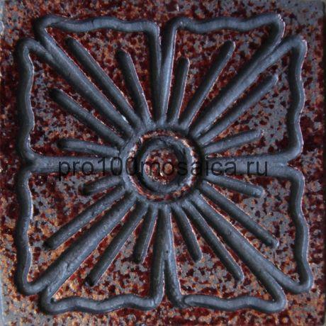 D 03/09 Декор 48*48 серия DECOS, размер, мм: 48*48*10 (Skalini)