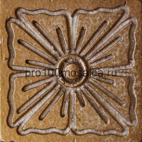 D 01/09 Декор 48*48 серия DECOS, размер, мм: 48*48*10 (Skalini)