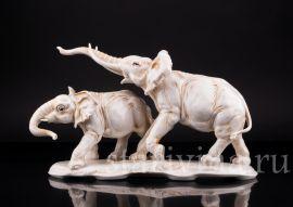 Слоны, Karl Ens, Германия, сер 20 в