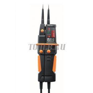 Testo 750-3 - детектор напряжения