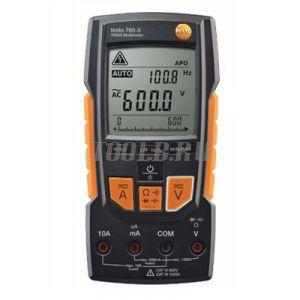 Testo 760-1 - мультиметр цифровой