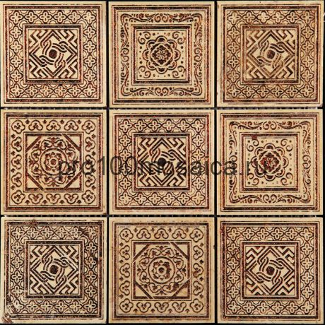 TRG-1 Мозаика 98*98 серия TRAFALGAR, размер, мм: 300*300*10 (Skalini)