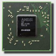 Видеочип AMD 216-0810028 для ноутбука