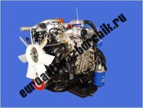 Двигатель Yuejin 1080 (в сборе)