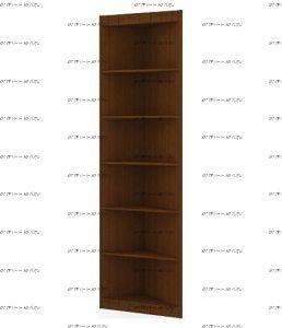Приставка угловая Итальянские мотивы (51.204.01) МДФ