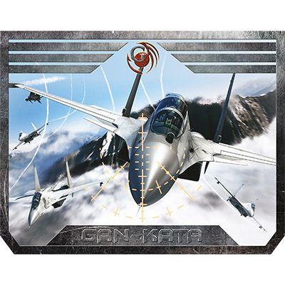 Геймерский коврик для мыши PGK-07 Plane (300x235x3мм)