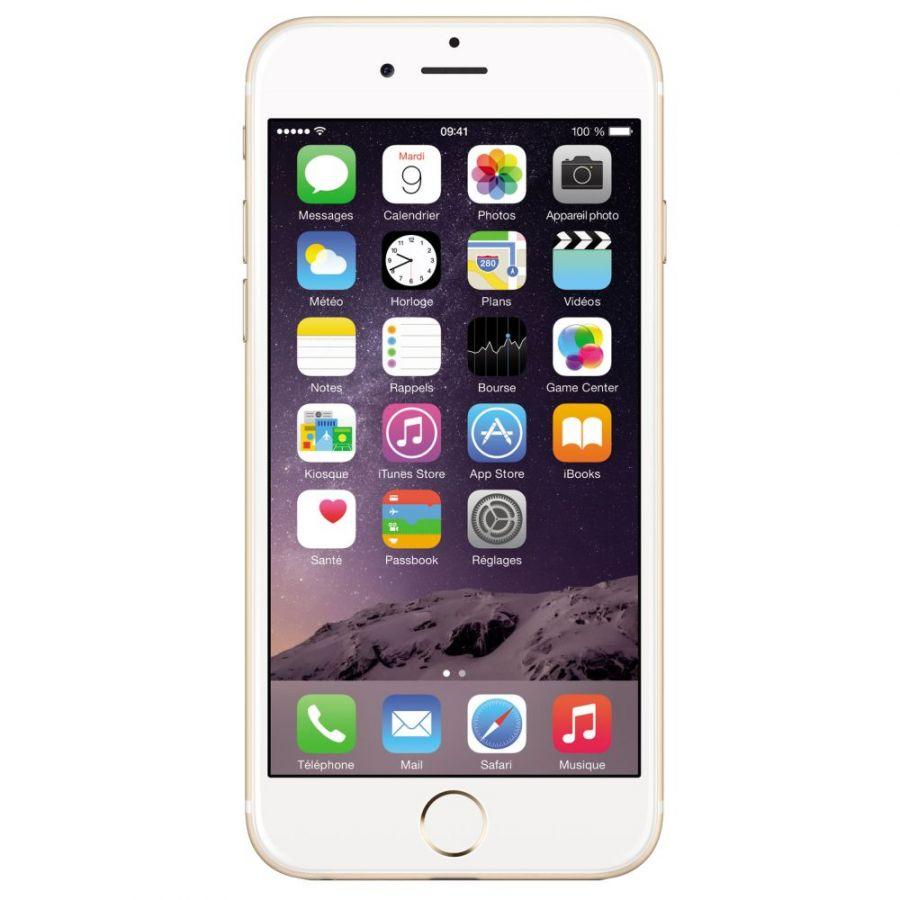 Мобильный телефон Apple iPhone 6 16 Gb Gold A1586