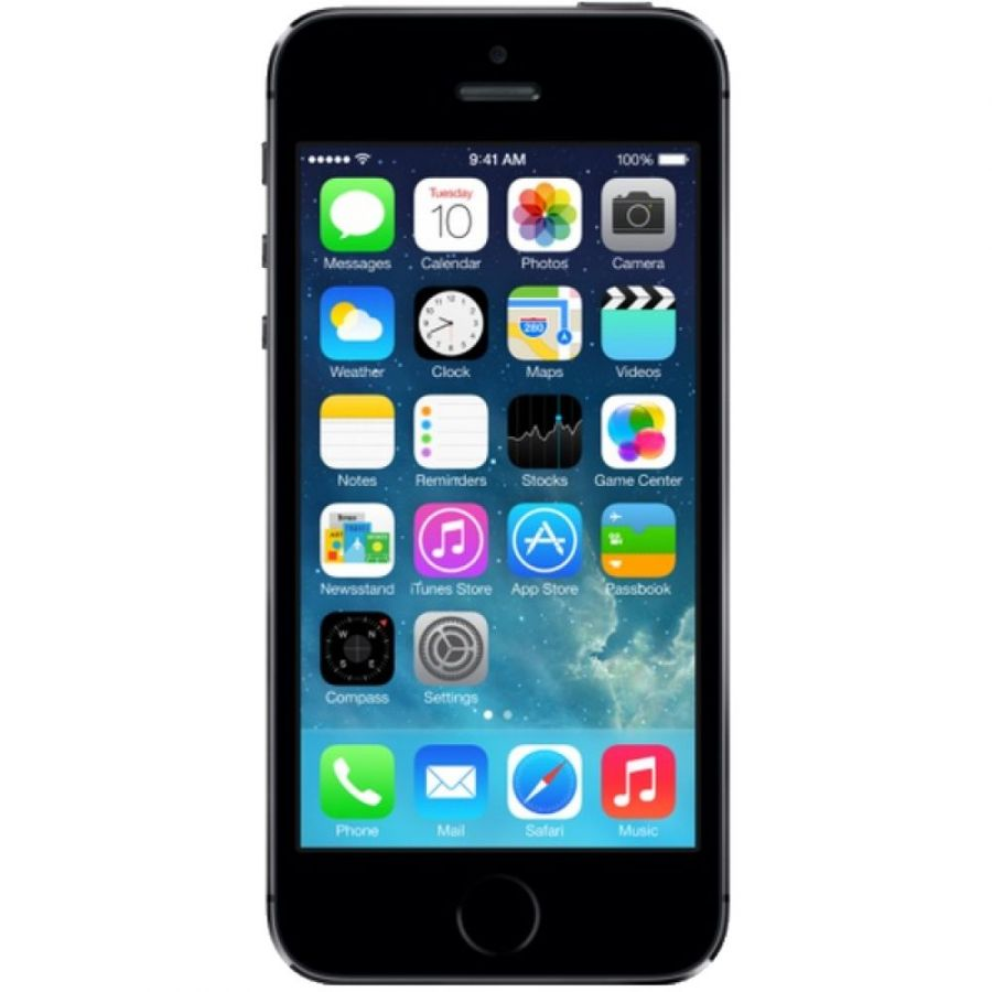 Apple iPhone 5S 16Gb Space Gray A1457/A1530 восстановленный FF352RU/A