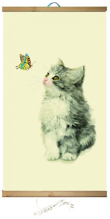 Обогреватель картина Котёнок 400 Вт