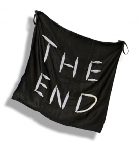 "Сумка для верёвки ""The END"""