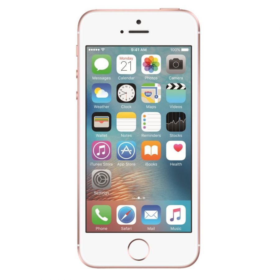 Apple iPhone SE 16Gb Rose Gold A1723