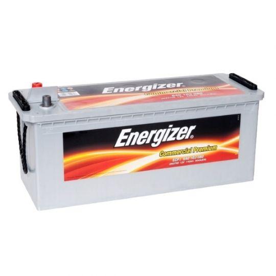 Автомобильный аккумулятор АКБ Energizer (Энерджайзер) ECP1 640 103 080 140Ач О.П. (3) (евро)
