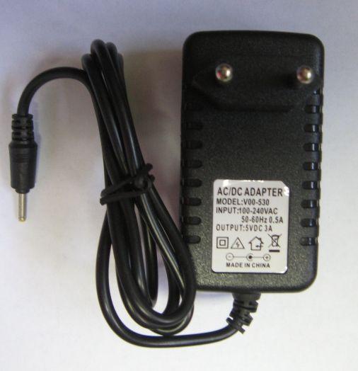 Блок питания 5V 3A штеккер 2,5А д/планшета