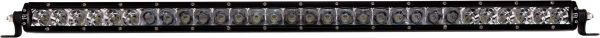 """Однорядная светодиодная балка комбинированного свечения (янтарный цвет) Rigid Industries 30"""" SR-Серия (30 диодов)"""