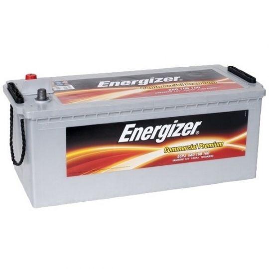 Автомобильный аккумулятор АКБ Energizer (Энерджайзер) ECP3 680 108 100 180Ач О.П. (3) (евро)