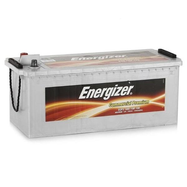 Автомобильный аккумулятор АКБ Energizer (Энерджайзер) ECP4 725 103 115 225Ач О.П. (3) (евро)