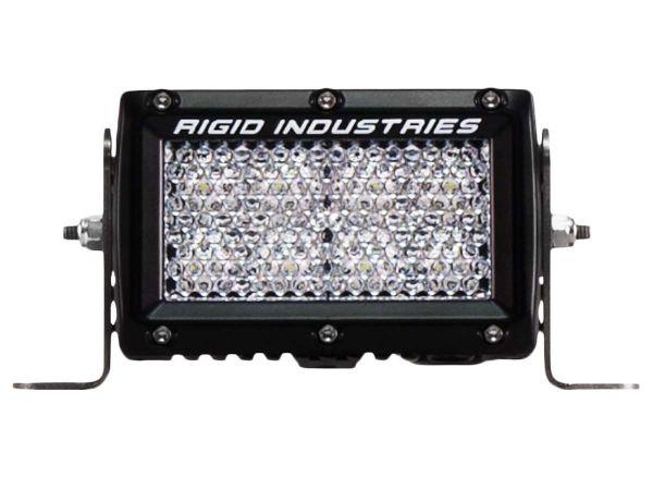 """Двухрядная светодиодная балка Rigid Industries 4"""" E-Серия (8 светодиодов) Рабочий свет"""