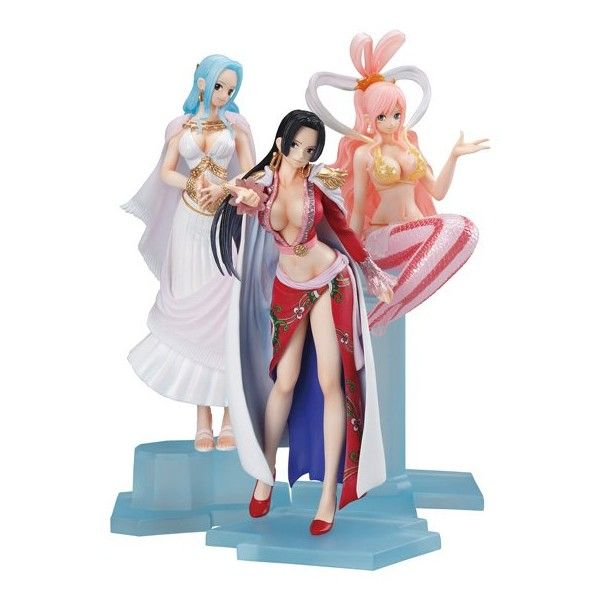 Набор фигурок One Piece Girls Selection