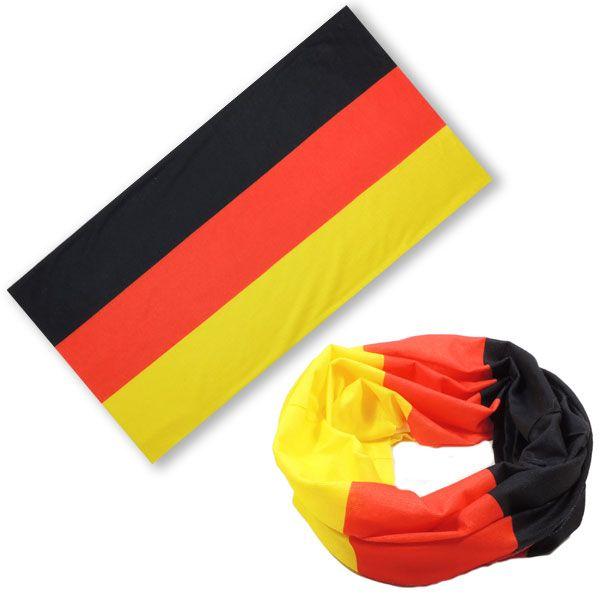 """Мультибандана """"Флаг Германии"""""""