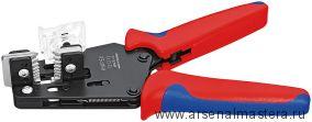 Прецизионные клещи для удаления изоляции с фасонными ножами KNIPEX 12 12 13 KN-121213